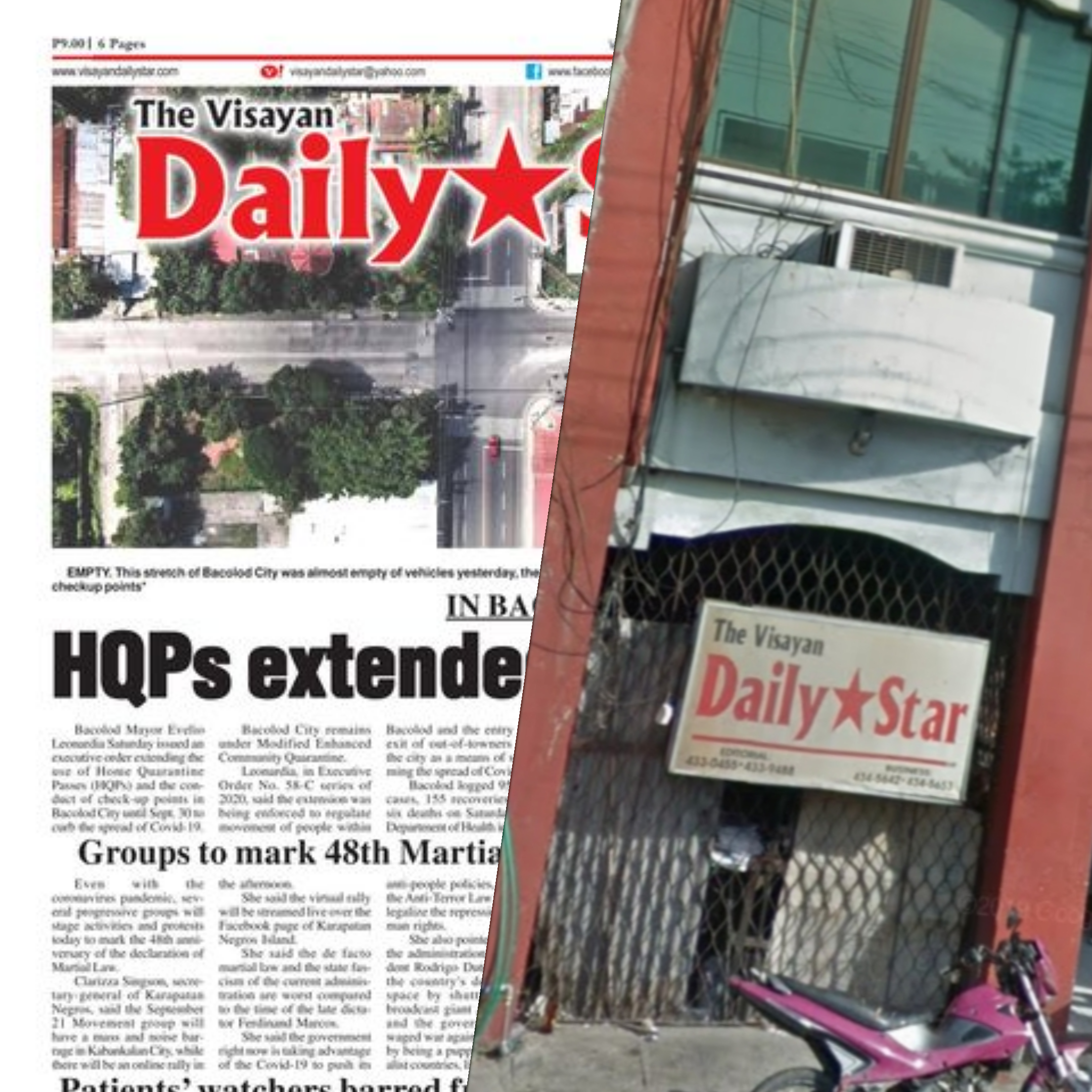 Visayan Daily Star now part of Inquirer News Initiative