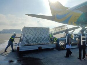 CEB tranports another 1M COVID-19 vaccines
