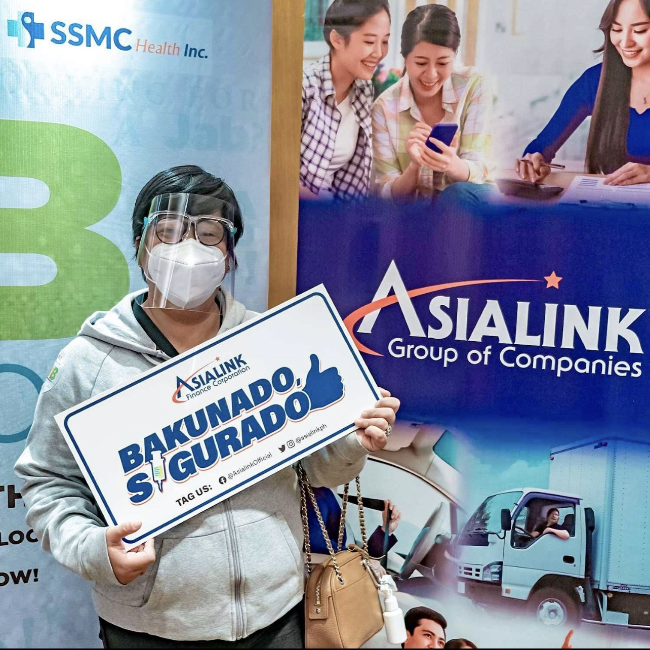 Asialink secures 10K vaccine doses, champions vaccination for workers