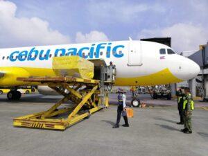 Cebu Pacific flies over 10 million COVID-19 vaccine doses across PH